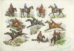 sporting-00012 - 014-Mounted sportsmen