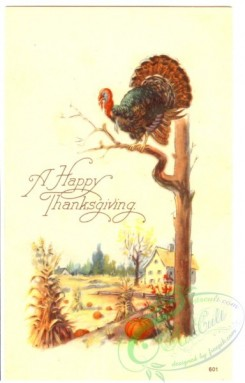 thanksgiving_day_postcards-00038 - 038-Turkey, tree [1923x3000]
