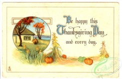 thanksgiving_day_postcards-00054 - 054-Pumpkin, Round, Be happy this Thanksgiving Day and every day [3000x1939]