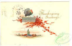 thanksgiving_day_postcards-00058 - 058-Turkey, Thanksgiving greetings [3000x1933]