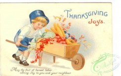 thanksgiving_day_postcards-00119 - 119-Boy with wheelbarrow, harvest, May the fruit of honest labor bring joy... [3000x1892]