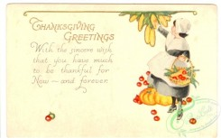 thanksgiving_day_postcards-00125 - 125-Girl, Corn, With sincere wish tha you have much... [3000x1873]