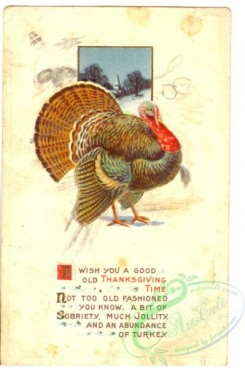 thanksgiving_day_postcards-00132 - 132-Turkey, I wish you a good old Thanksgiving time... [1996x3000]