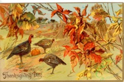 thanksgiving_day_postcards-00197 - 197-Turkey, Leaves [3000x1986]