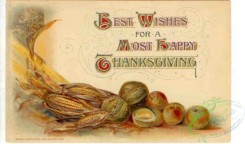 thanksgiving_day_postcards-00210 - 210-Corn, Apple, Best wishes for a most happy Thanksgiving [3000x1764]