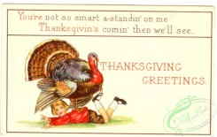 thanksgiving_day_postcards-00254 - 254-Turkey, You're not so smart a-standing on me... [3000x1903]