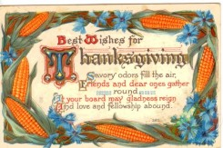 thanksgiving_day_postcards-00351 - 351-corn frame, Savory odors fill the air, friends and dear ones... [3000x2002]