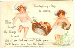 thanksgiving_day_postcards-00402 - 402-Basket, boys, angels, We've bought the things to cook... [3000x1924]