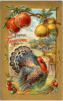 thanksgiving_day_postcards-00414 - 414-Turkey, Apple, fruits [1880x3000]