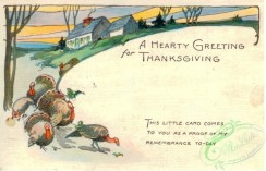 thanksgiving_day_postcards-00477 - 477-Turkey, house, This little card come to you as a proof... [3000x1928]