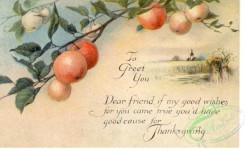 thanksgiving_day_postcards-00482 - 482-Apple, Dear friend if my good wishes for you... [3000x1819]