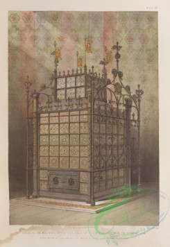 things-00171 - 010-Stove in the medi_val style designed by Pugin for Hardman of Birmingham