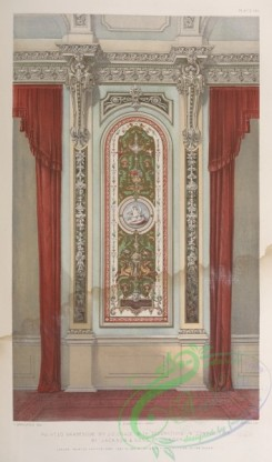 things-00188 - 043-Painted arabesque by J, G, Grace, with decorations in composition, by Jackson , sons, of London