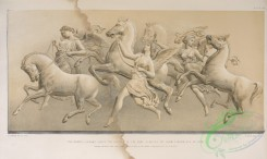things-00191 - 046-The hours leading forth the horses of the sun-a relief by John Gibson, R, A, of Rome