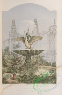 things-00215 - 083-Fountain and ornamental gates, (in cast iron) by the Coalbrookdale company