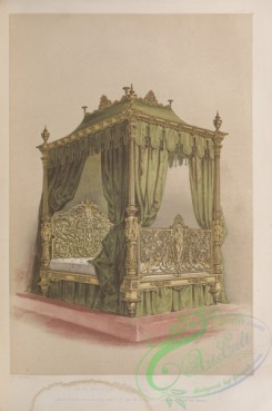 things-00229 - 106-Metal bedstead, by Winfield of Birmingham