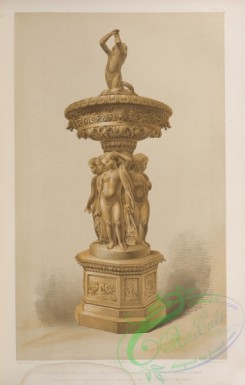 things-00230 - 108-A fountain (in terra cotta) by March of Thiercartenfelde, near Charlottenberg, Prussia