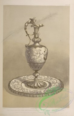 things-00238 - 121-The renaissance vase and dish in parian, by Minton of Stoke-upon-Trent