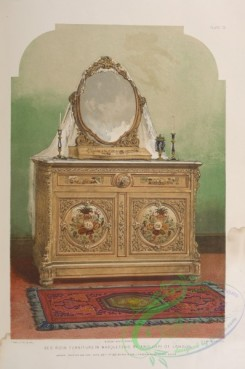 things-00249 - 138-Bed room furniture in marqueterie by Trollope of London