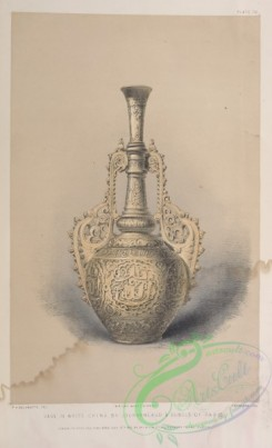 things-00251 - 141-Vase in white china by Jouhanneaud , Dubois of Paris