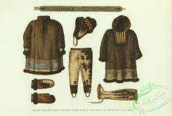 things-00267 - 062-Odeianie zhitelei severo-vostochnoi chasti Sibiri, Additional Attire of residents of the northeastern parts of Siberia