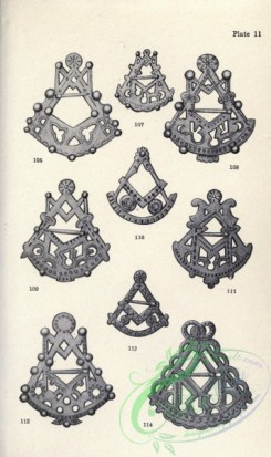 things-00326 - black-and-white 011-Brooches, 8