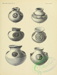 things-00719 - black-and-white Vases, bowls, 32