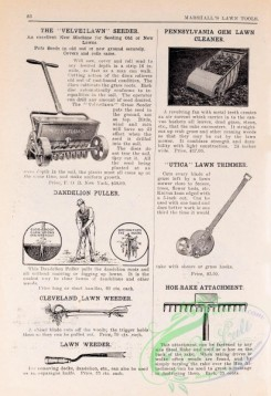 things-00778 - 004-Lawn Trimmer, Lawn Cleaner, Seeder