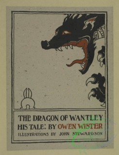 vintage_posters-00431 - 047-The dragon of Wantley