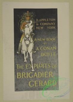 vintage_posters-00436 - 052-The exploits of Brigadier Gerard