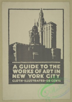 vintage_posters-00449 - 066-A guide to the works of art in New York city