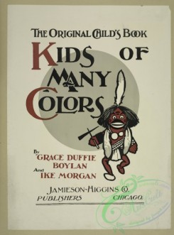 vintage_posters-00472 - 089-The original child's book, Kids of many colors