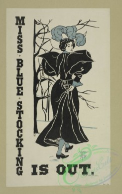 vintage_posters-00502 - 119-Miss blue stocking