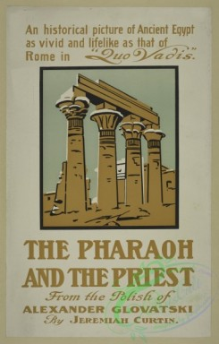 vintage_posters-00530 - 147-An historical picture (,) the pharoh and the priest