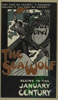 vintage_posters-00542 - 159-Ahoy! (,) The sea wolf