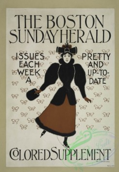 vintage_posters-00636 - 015-The Boston Sunday herald, Feb 17, 1895