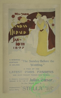 vintage_posters-00662 - 041-New York Sunday herald, Jan 10th 1897