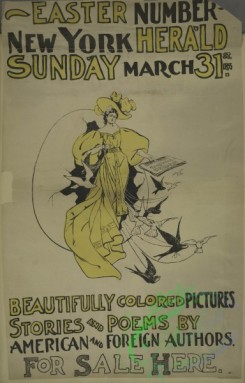 vintage_posters-00673 - 052-Easter number New York herald Sunday March 31st 1895