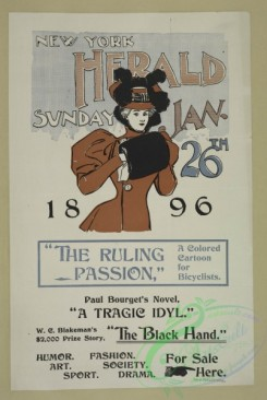 vintage_posters-00679 - 058-New York herald, Sunday Jan 26th 1896