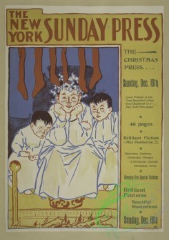 vintage_posters-00696 - 075-The New York Sunday press, Sunday, Dec, 15th, 1895