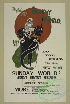 vintage_posters-00711 - 093-The New York Sunday world, Sept, 29