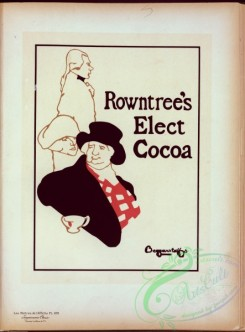 vintage_posters-00796 - 077-Affiche anglaise pour le ''Rowntree's Elect Cocoa''