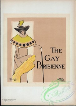 vintage_posters-00845 - 128-Affiche anglaise ''The Gay Parisienne''