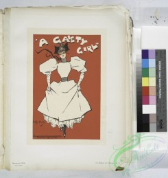 vintage_posters-00937 - 224-Affiche anglaise ''A Gaiety Girl''